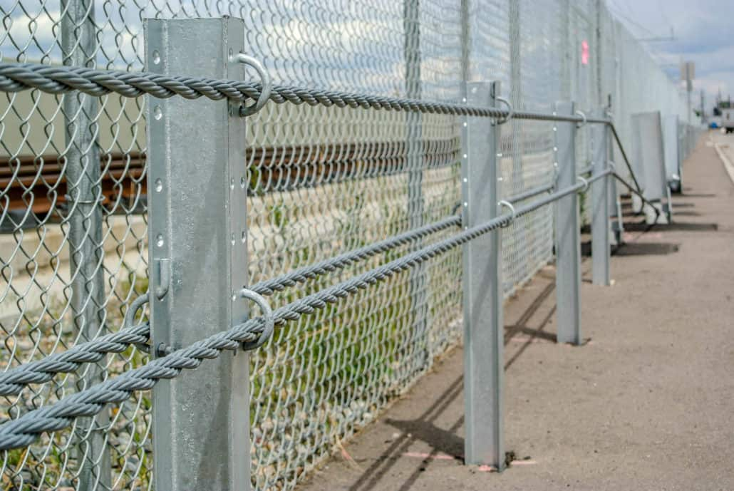 Ideal Fencing Corporation - Fencing - Guardrail - Gates - Fabrication