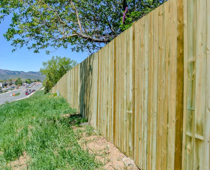 Ideal Fencing - Wood Fencing-4916