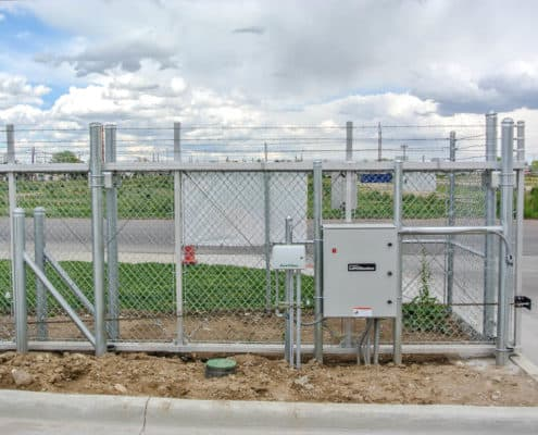 Ideal Fencing - Automated Gates-4846