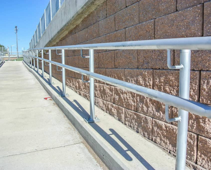 Ideal Fencing - Custom Fence Fabrication-4880