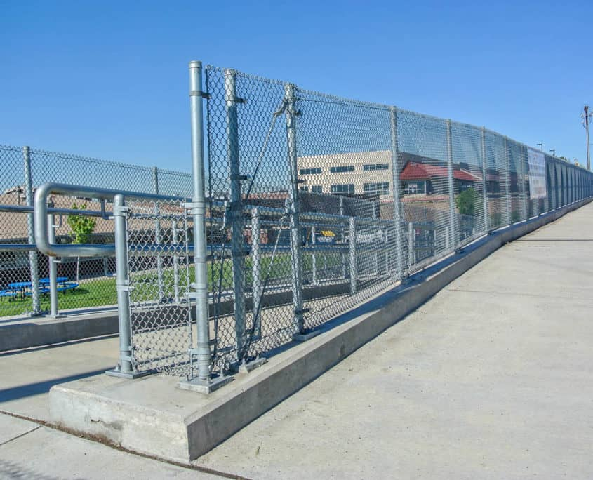 Ideal Fencing - Custom Fence Fabrication-4882