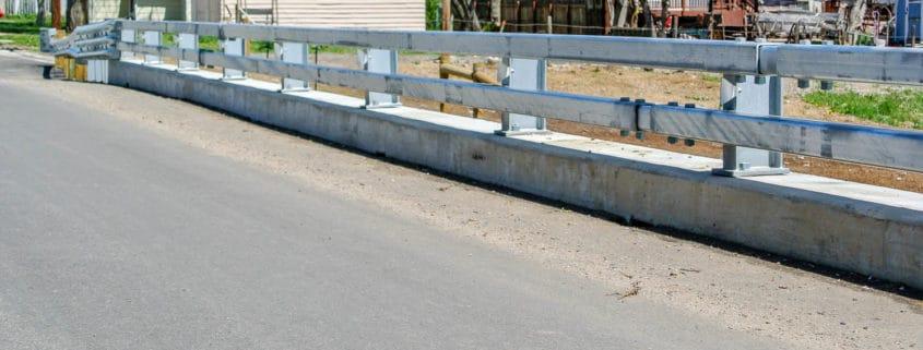 Ideal Fencing - Bridge Rail-4834