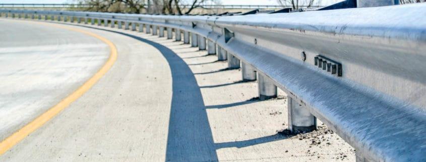 Ideal Fencing - W-Beam Guardrail-4809