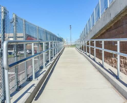 Ideal Fencing - Custom Fence Fabrication-4877