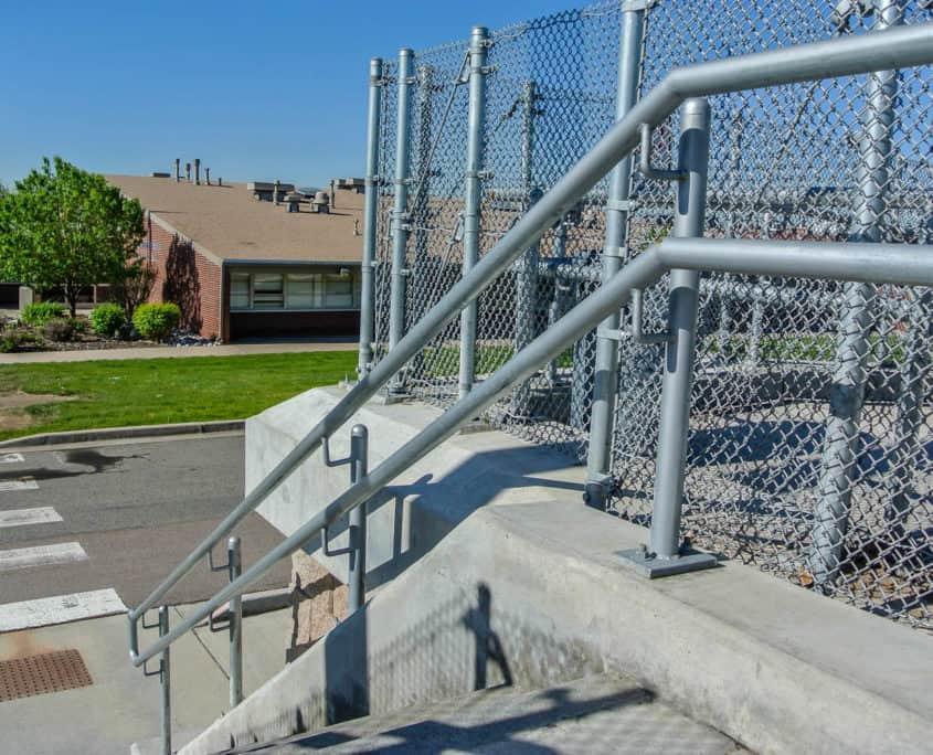 Ideal Fencing - Custom Fence Fabrication-4885
